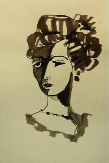 Katerina Stoikou - Face