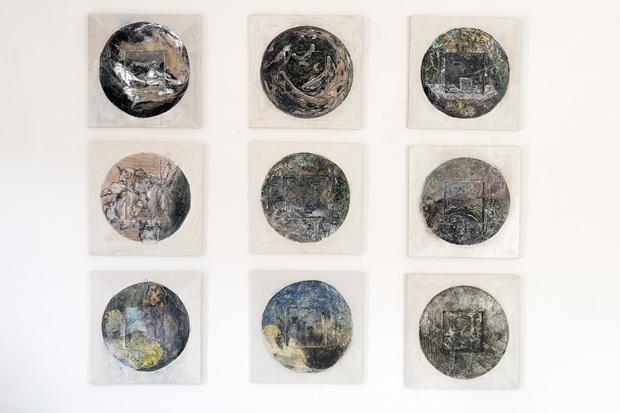 Efi Amanatidou - Untitled