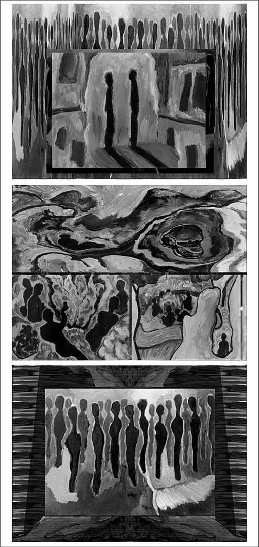 Meropi Zavlari - Dreaming in Plato's cave
